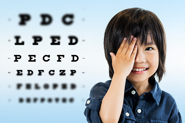 children's eye exam mississauga